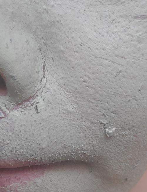 VTカプセルマスク 乾燥した後