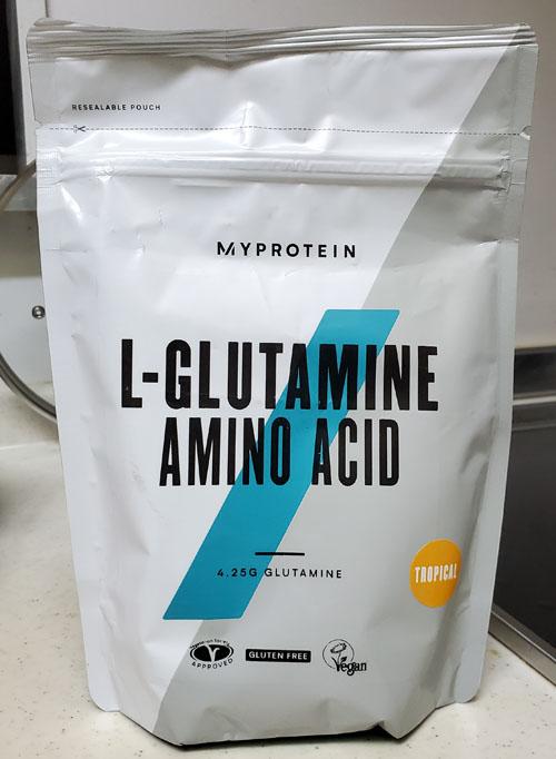 L-グルタミンパウダー
